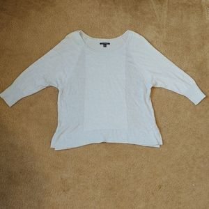 American eagle quarter sleeve sweater
